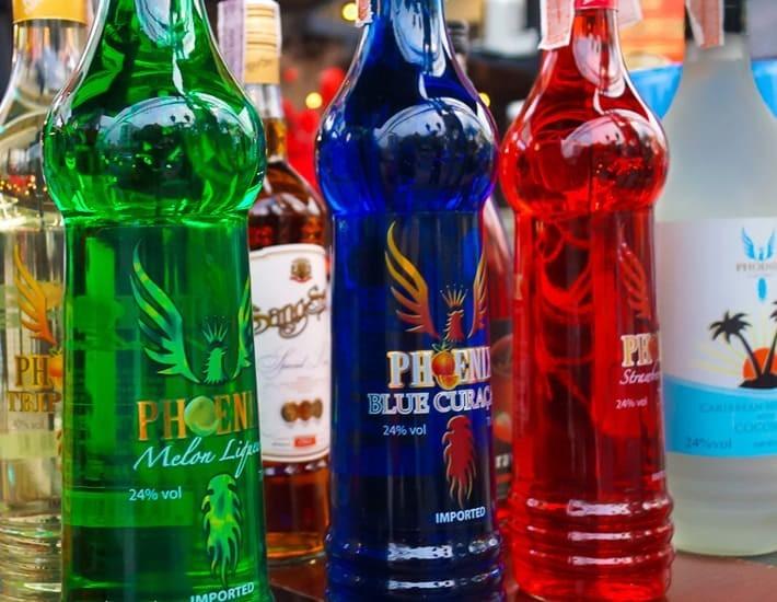 Алкогольные напитки в Таиланде