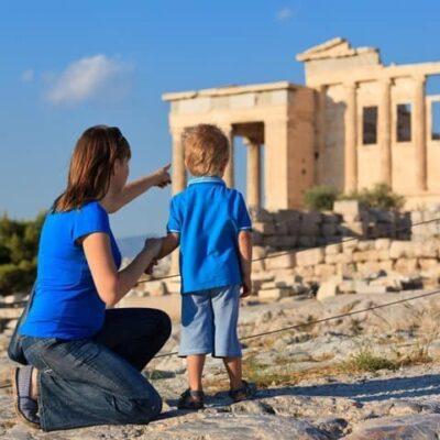 Отдых в Греции с детьми: ТОП-7 мест, куда стоит поехать