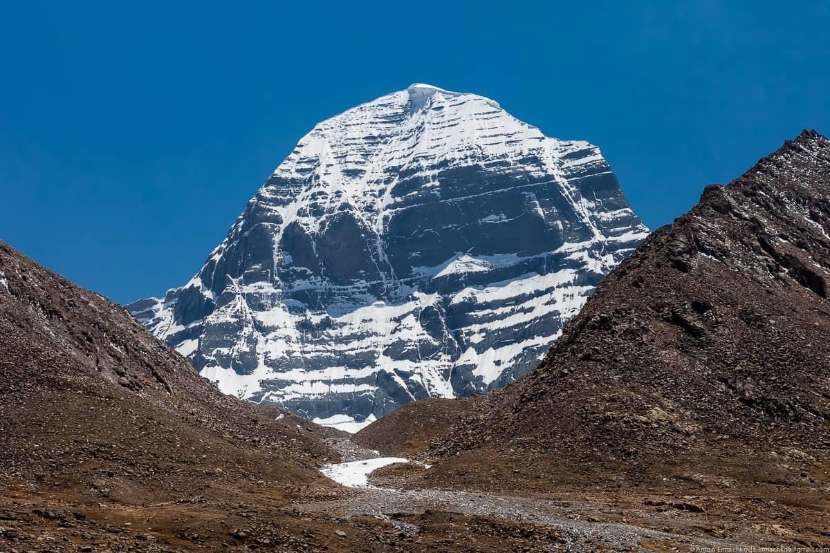 Уникальные факты о горе Кайлас в Тибете