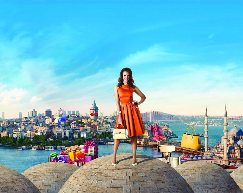 Шоппинг в Стамбуле, Турция