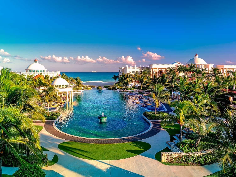 Курорт Ривьера Майя - романтический отдых