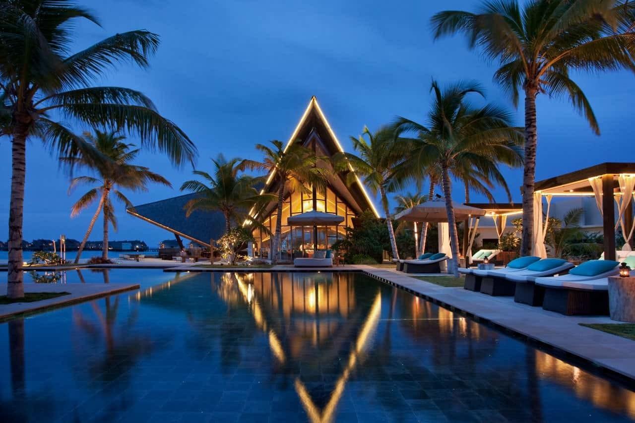 Мальдивы - самые красивые места островов