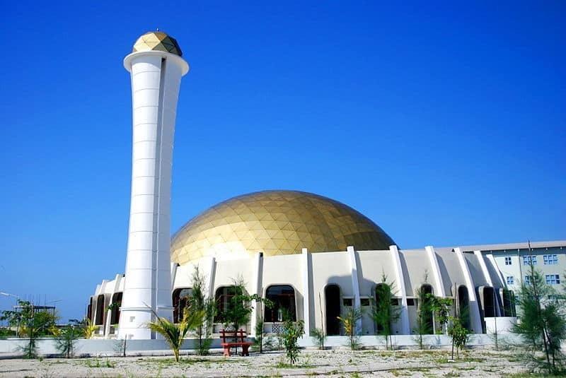 Архитектурные достопримечательности Мальдив