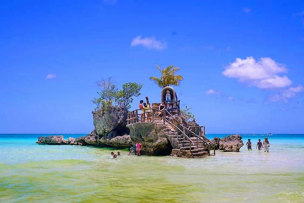 Рейтинг пляжей острова Боракай