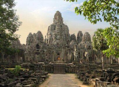 Интересные рукотворные объекты Лаоса