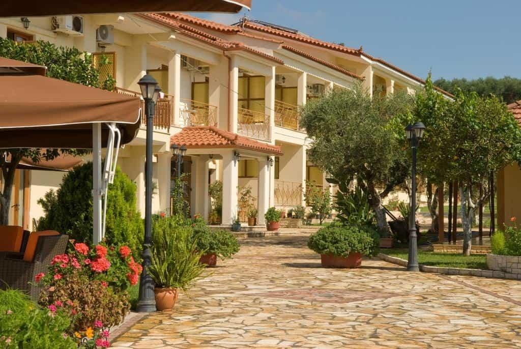 Отдых в Греции самостоятельно - отели