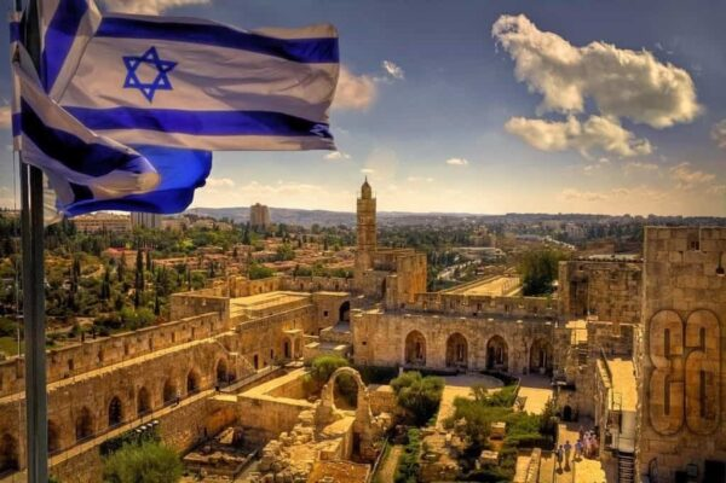 Фото туристов в Израиле