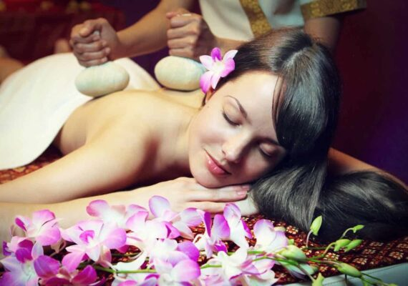 Развлечения в Таиланде - массаж