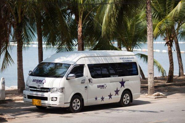 Автобусы Таиланда - купить билет онлайн