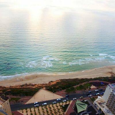 Израиль: отдых на море по временам года и курортам