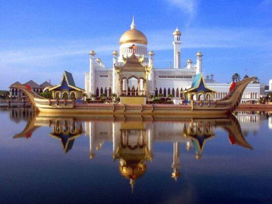 Бруней - отдых для россиян