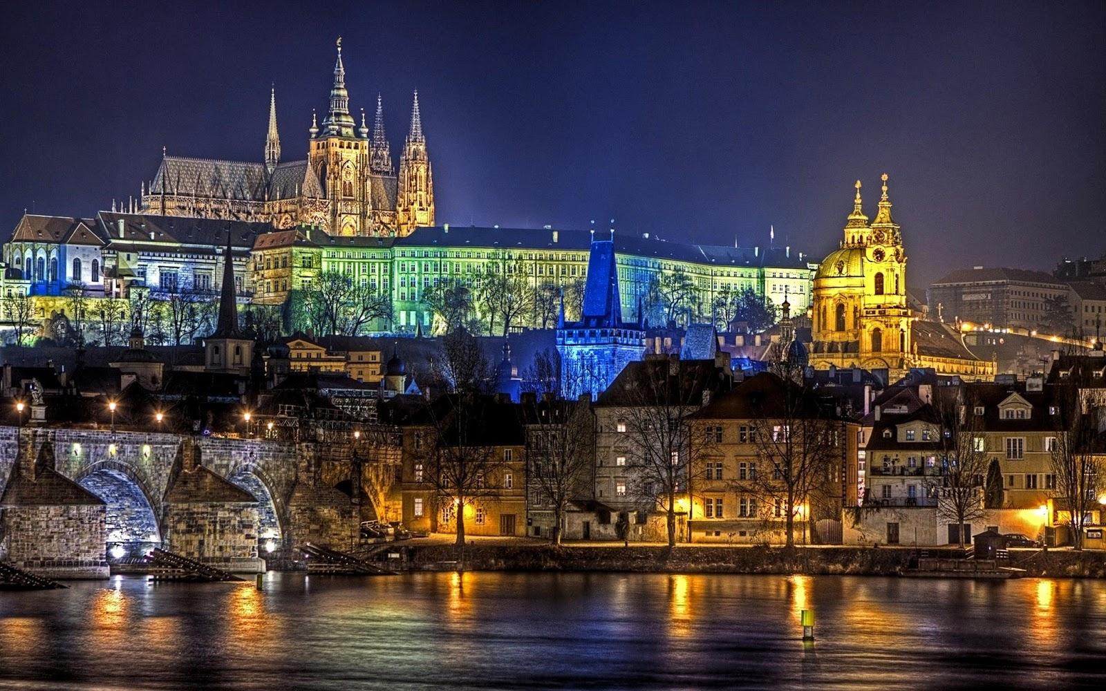 Чехия - достопримечательности страны