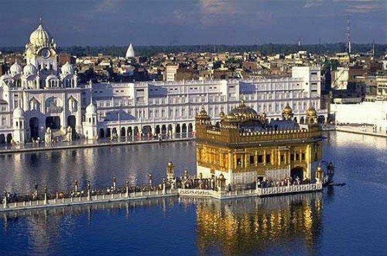 Дхарамсала, столица индийского Тибета