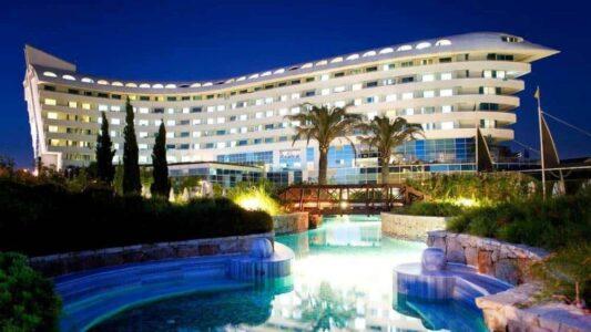 Concorde Deluxe Resort 5*