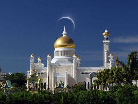Достопримечательности Брунея - мечети