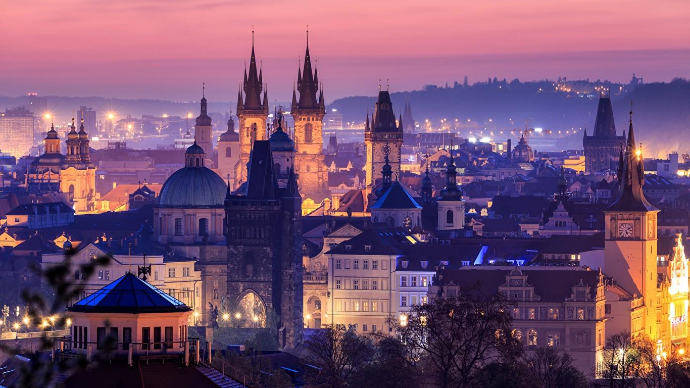 Достопримечательности Чехии - фото