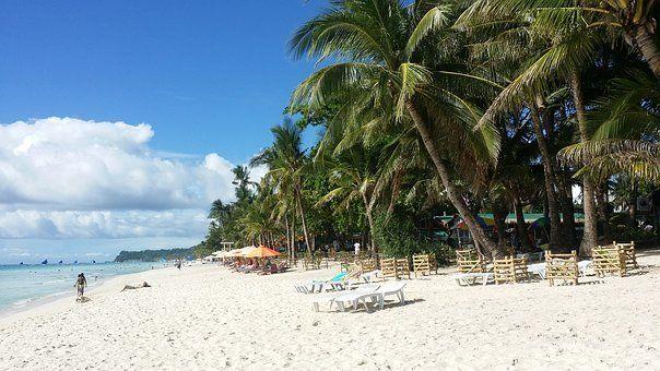 места отдыха на Филиппинах