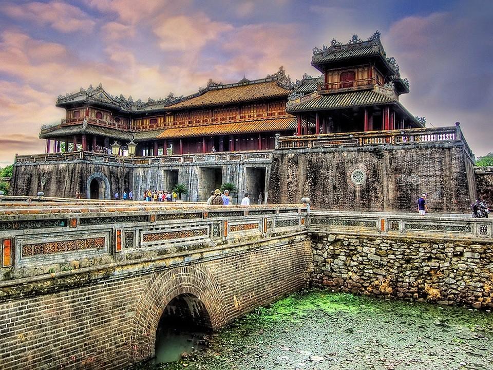 Достопримечательности Хюэ во Вьетнаме