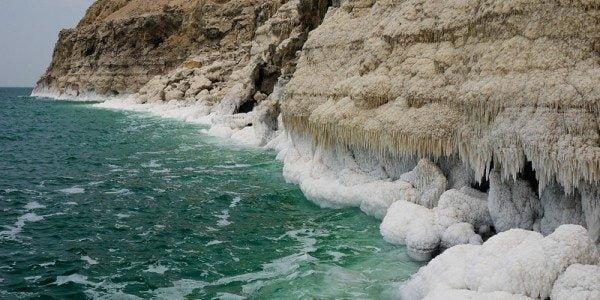 Достопримечательности Израиля: Мертвое море