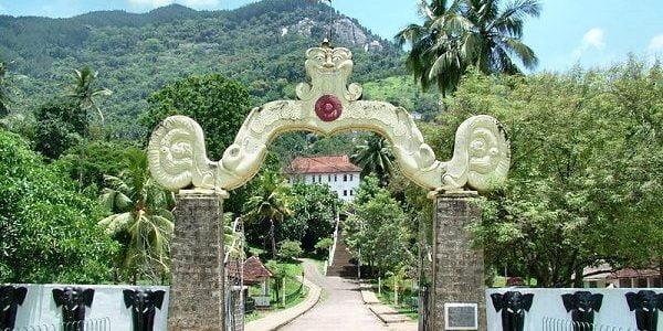 Достопримечательности в Шри-Ланке