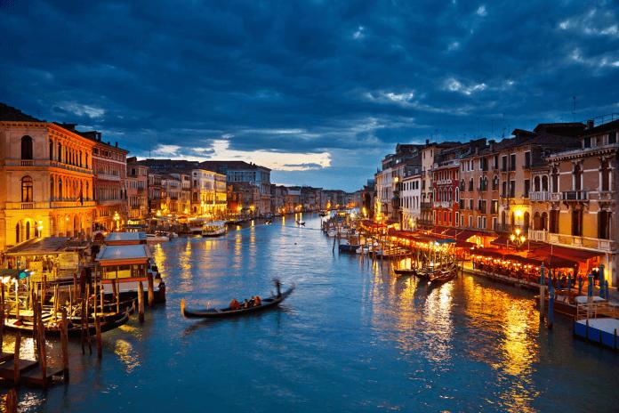 Достопримечательности Венеции - фото и описание