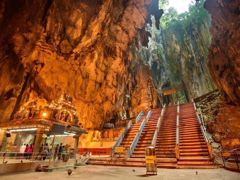 Экскурсии в пещеры Бату