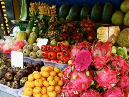 Экзотические фрукты во Вьетнаме - цены 2020