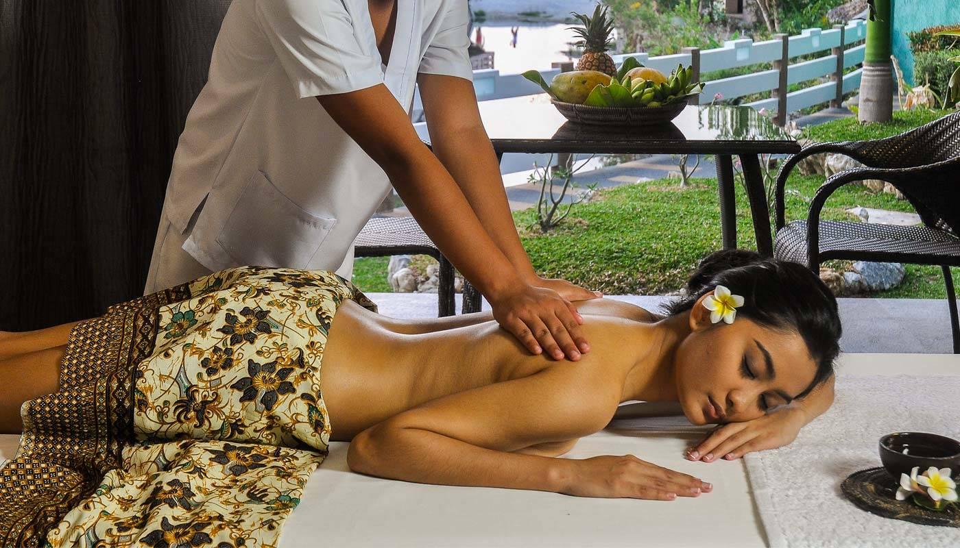 Филиппины - массаж цены
