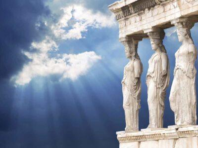 Достопримечательности Греции, упомянутые в мифах