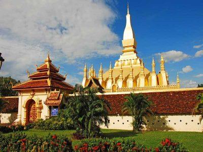 Храм Пха Тхат-Луанг