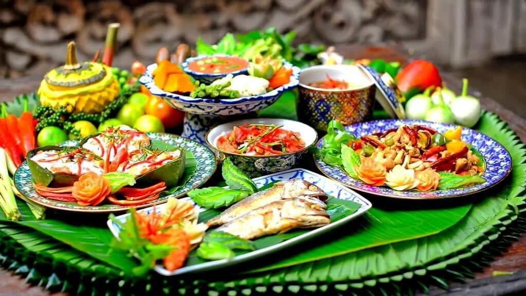 Тайские блюда: что попробовать в Таиланде?