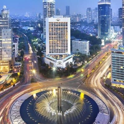 Исторический центр Джакарты и его музеи