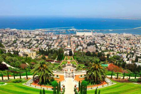 Отдых туристов в Израиле - фото достопримечательностей