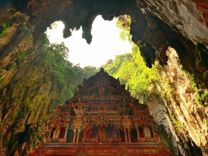 Как добраться в пещеры Бату Малайзия