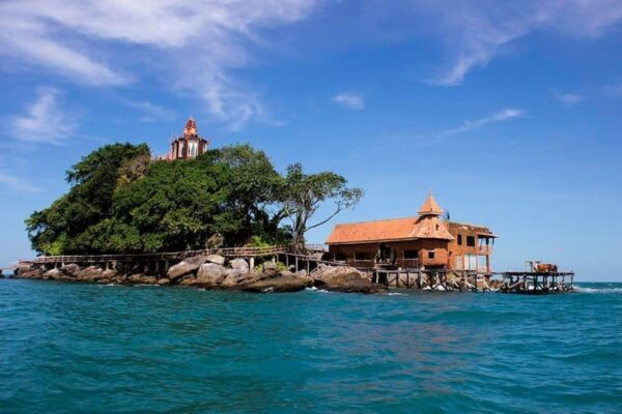 Отдых на необитаемых островах в Камбодже