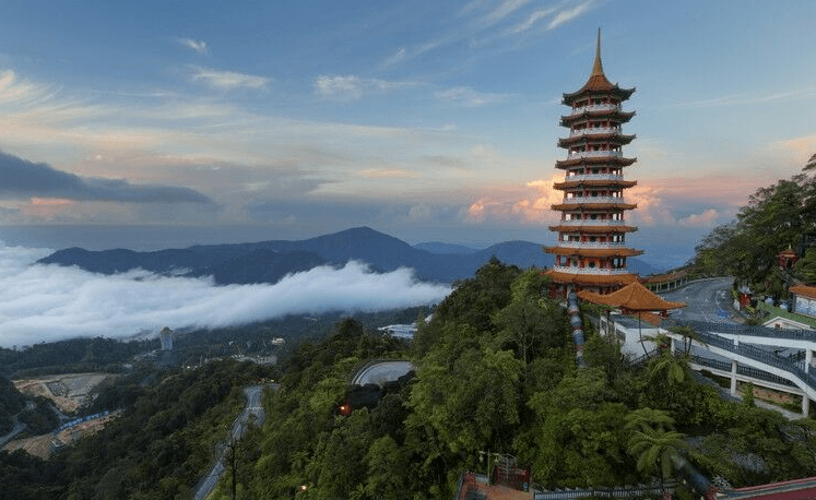 Курорт Гентинг Хайлендз в Малайзии