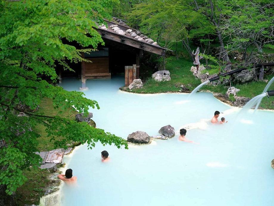 Лучшие СПА-курорты Японии