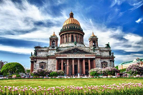 Лучшие достопримечательности Петербурга