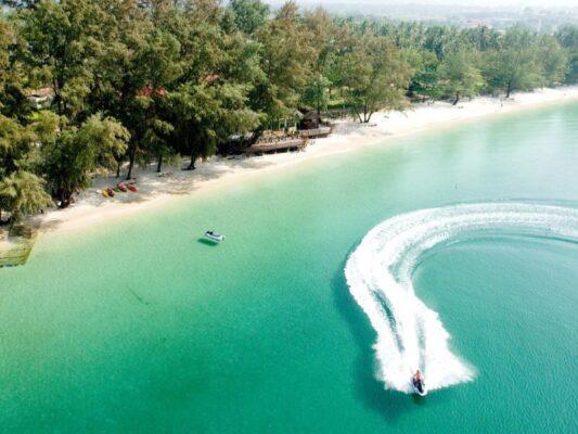 Лучшие пляжи Камбоджи