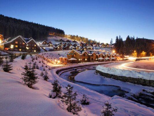 Лучшие страны для отдыха зимой 2020