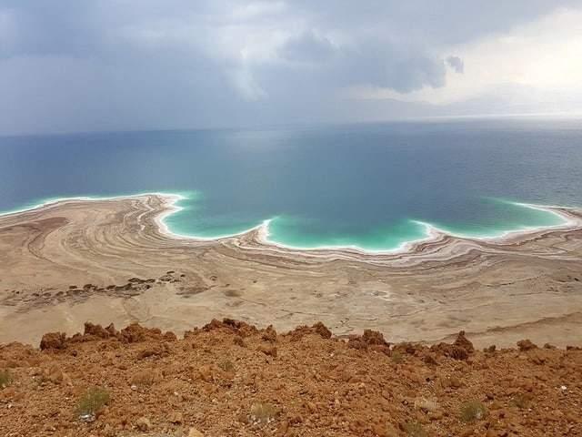Мертвое море-Израиль