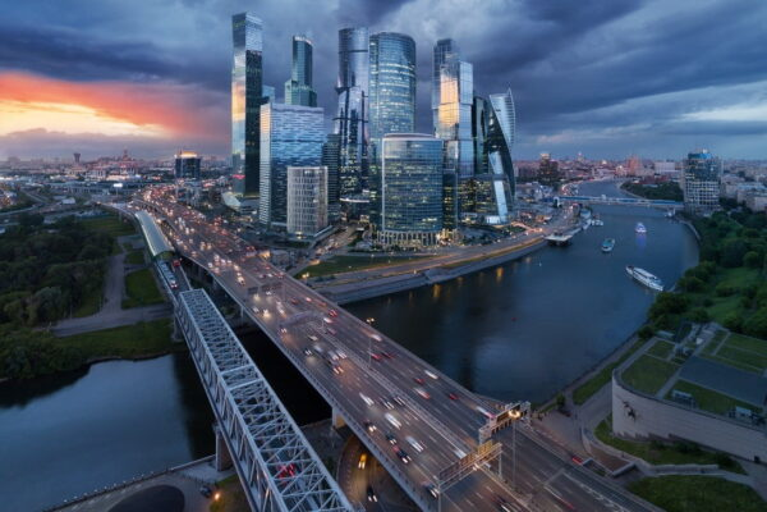 Москва Сити - достопримечательность столицы