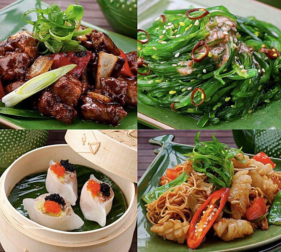 Национальная лаосская кухня