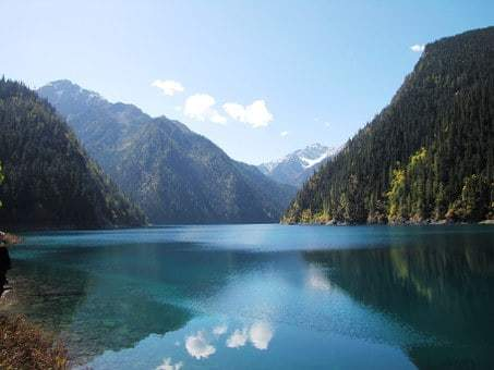 Национальный парк Китая- Цзючжайгоу