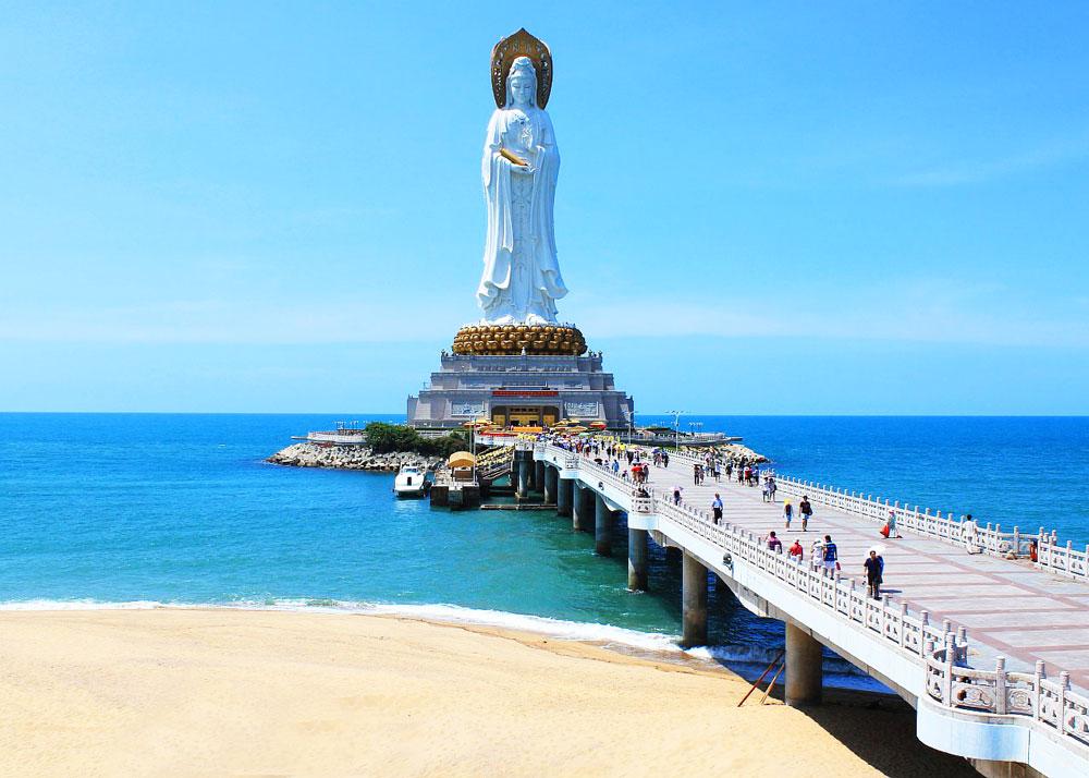Остров Хайнань - пляжный отдых