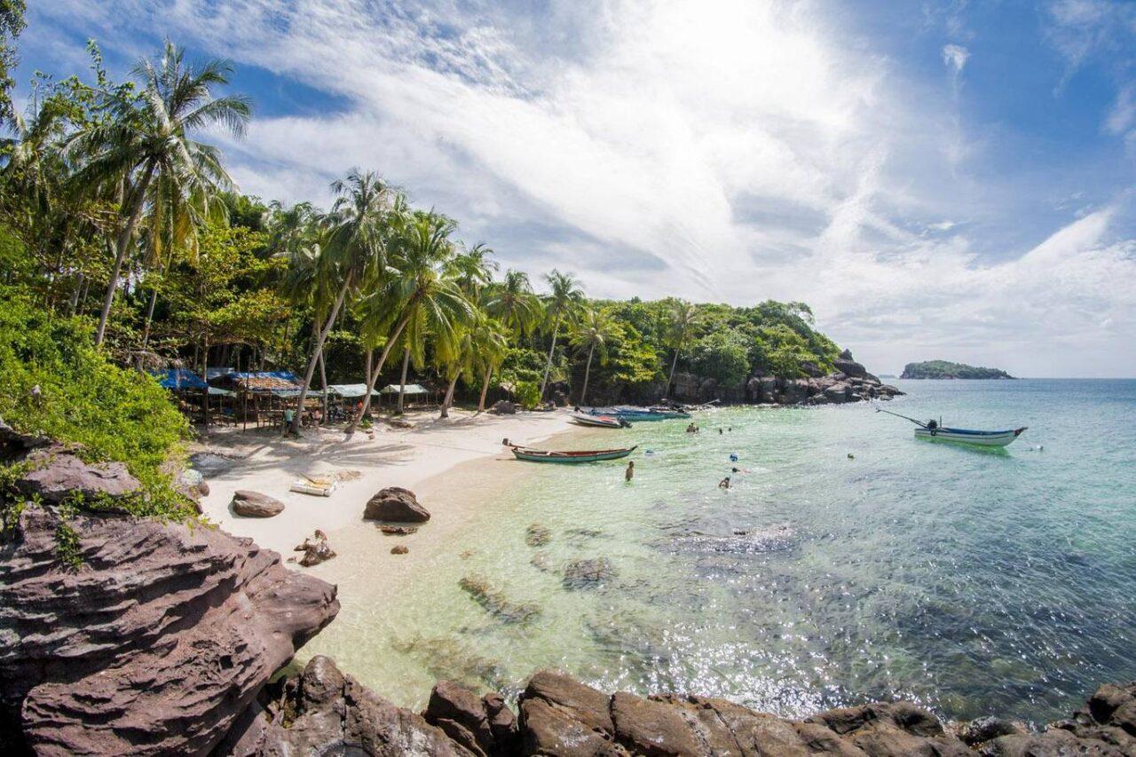 Острова Вьетнама и лучшие курорты