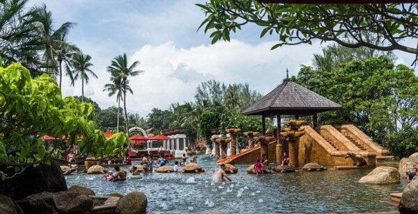 Отели Пхукета-Таиланд