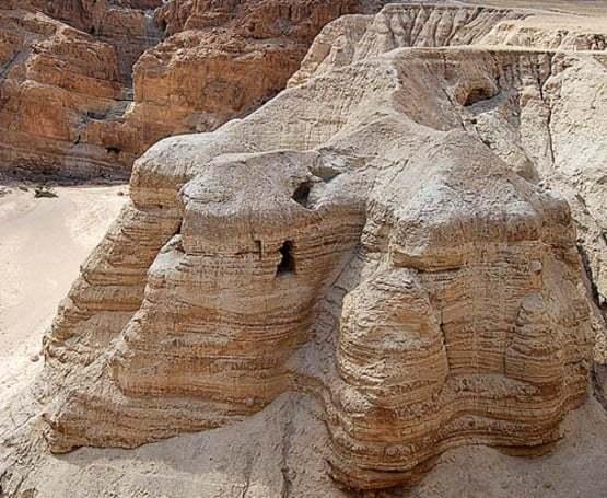 Пещеры Кумрана в Израиле