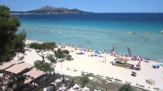 Плайя де Муро (Playa de Muro) на о. Майорка