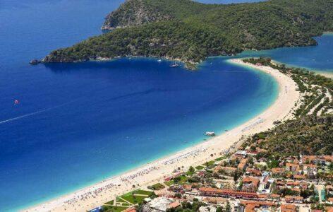 Пляж Кумбурну-Турция